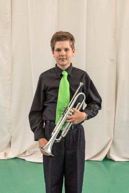 Barátki Viktor - trombita